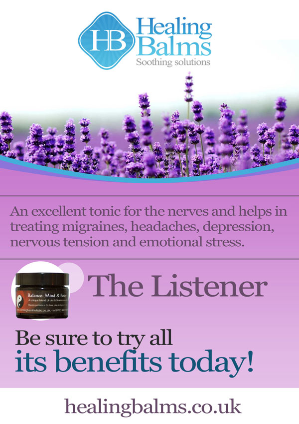 The Listener - Pic for website