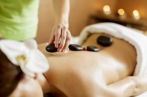 hot stone massage picture 2