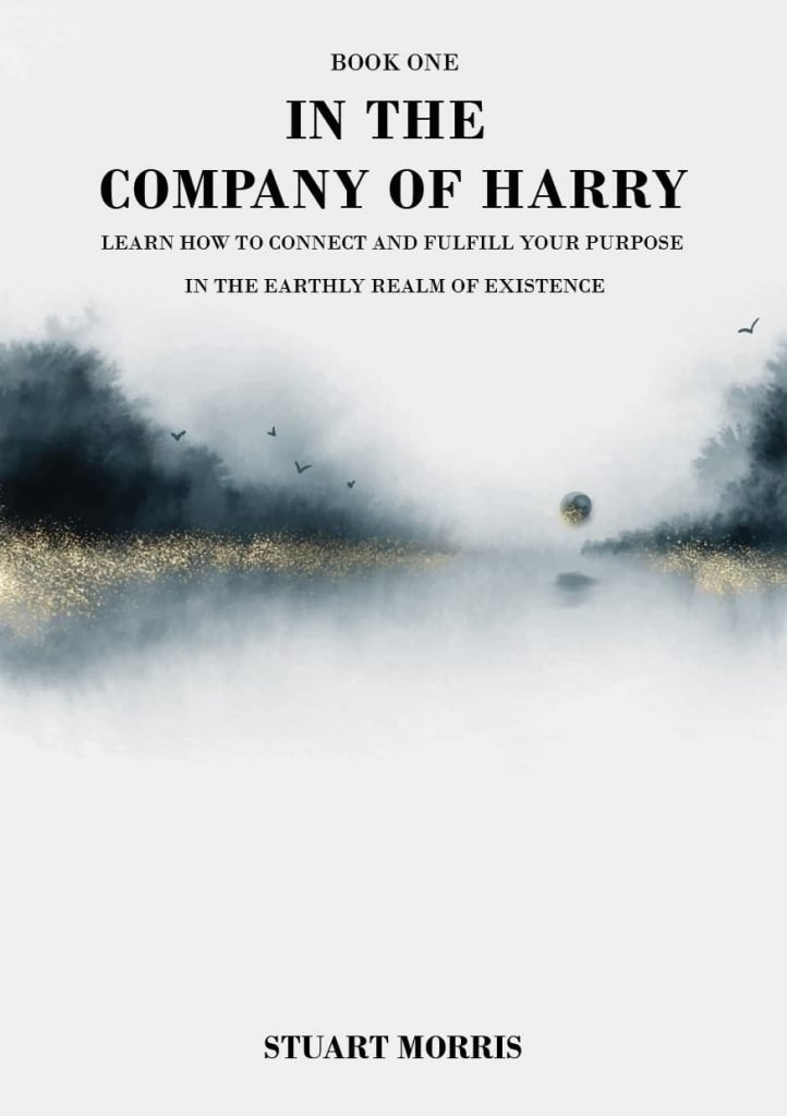 In the company of Harry- Book by Stuart Morris